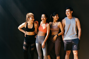 Workouts for young adults